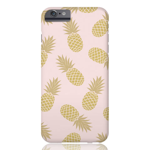Golden Pineapple Phone Case - iPhone 6/6s