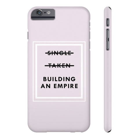 Building an Empire Phone Case - iPhone 6 Plus / 6s Plus - CinderBloq Cases & Accessories