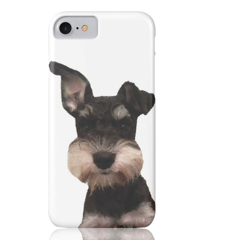 Ramsey the Schnauzer Phone Case