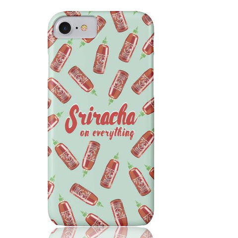 Sriracha Phone Case (Mint)