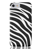 Zebra Print Case - iPhone 7 - Cinderbloq Cases