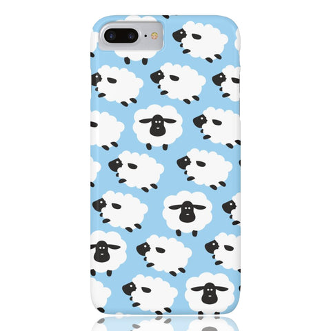 Counting Sheep Phone Case - iPhone 7 Plus / 8 Plus - CinderBloq Cases & Accessories
