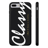 Classy But I Cuss A Little Phone Case - iPhone 7 Plus / 8 Plus - CinderBloq Cases & Accessories