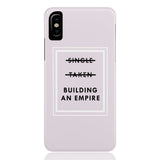 Building an Empire Phone Case - iPhone X - CinderBloq Cases & Accessories