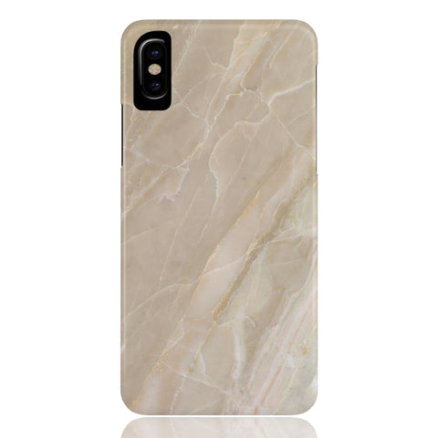 Beige Stone Marble Phone Case - CinderBloq Cases & Accessories