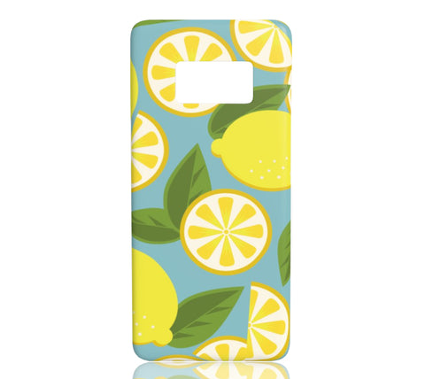 Lemon - Samsung Galaxy S8 - CinderBloq Cases & Accessories