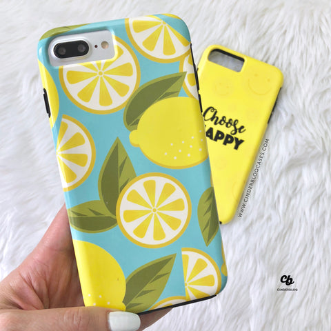 Lemonade Phone Case - iPhone 5/5s/5se - Cinderbloq Cases & Accessories