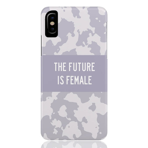 The Future is Female Phone Case - CinderBloq Cases & Accessories