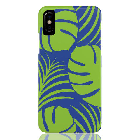 Tropical Leaves Phone Case - CinderBloq Cases & Accessories