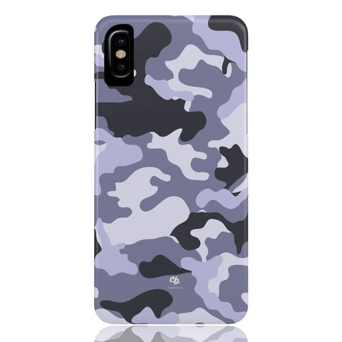 Purple Camo Phone Case