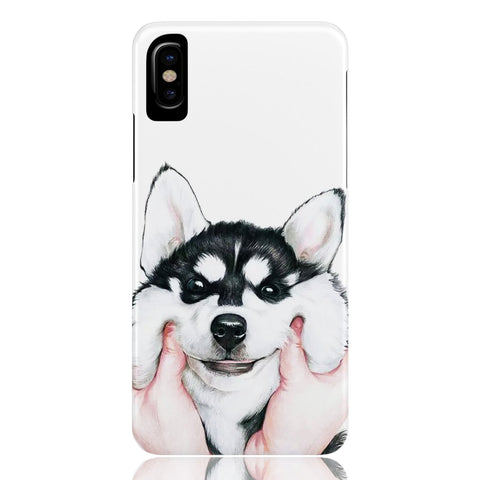 I love my Husky Phone Case - CinderBloq Cases & Accessories