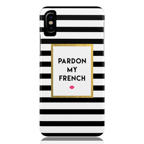 Pardon My French Phone Case