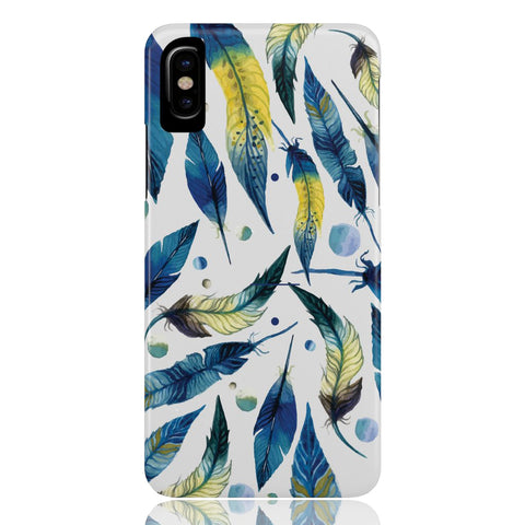 Majestic Feathers Phone Case - CinderBloq Cases & Accessories