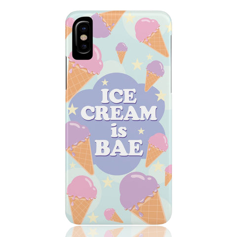 Ice Cream is BAE Phone Case - CinderBloq Cases & Accessories