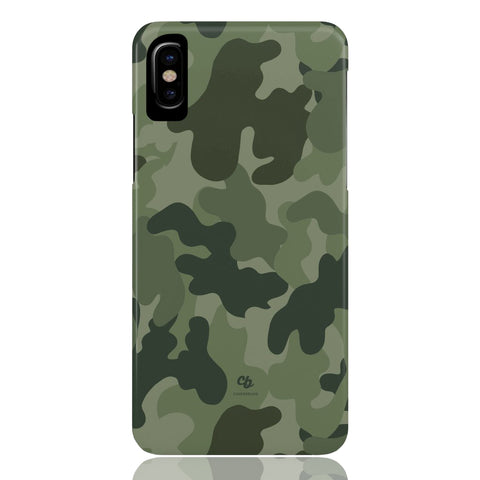 Army Green Camo Phone cases - CinderBloq Cases & Accessories