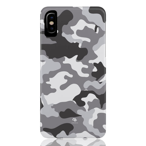 Grey Camo Phone Case - CinderBloq Cases & Accessories