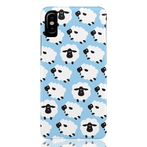 Counting Sheep Phone Case