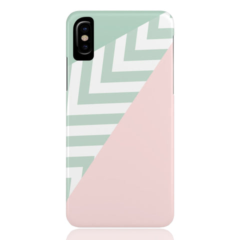 Geometric Chevron Phone Case