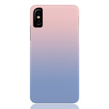 Pantone Rose Quartz & Serenity Ombre Phone Case