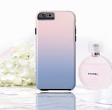 Pantone® 2016 Color of the Year Rose Quartz & Serenity Ombre Phone Case - Cinderbloq Cases & Accessories