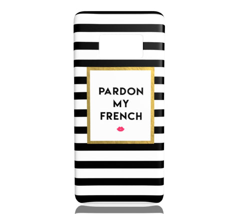 Pardon My French - Samsung Galaxy S8