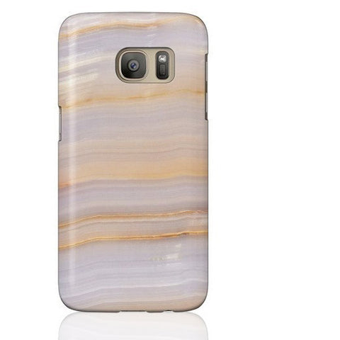 Pearl Shell Marble Phone Case - Samsung S7 - Cinderbloq Cases & Accessories
