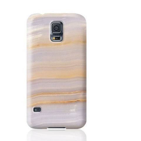 Pearl Shell Marble Phone Case - Samsung S5 - Cinderbloq Cases & Accessories