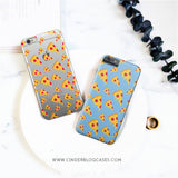 Pizza Phone Case - iPhone 6 Plus / 6s Plus - Cinderbloq Cases & Accessories