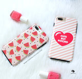 Cute But Psycho Phone Case - iPhone 5/5s/5se - CinderBloq Cases & Accessories