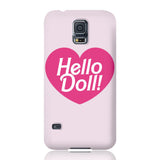 Hello Doll Phone Case - Samsung Galaxy S5 - CinderBloq Cases & Accessories