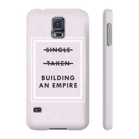 Building an Empire Phone Case - Samsung Galaxy S5 - CinderBloq Cases & Accessories