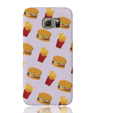 Burger Fries Phone Case - Samsung Galaxy S6 - CinderBloq Cases & Accessories