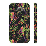 Tropical Parrot Phone Case - Samsung Galaxy S6 - CinderBloq Cases & Accessories