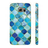 Moroccan Tile Print Phone Case - Samsung Galaxy S6 - CinderBloq Cases & Accessories