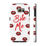 Bite Me Phone Case - Samsung Galaxy S6 - CinderBloq Cases & Accessories