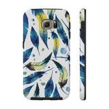 Majestic Feathers Phone Case - Samsung Galaxy S6 - CinderBloq Cases & Accessories