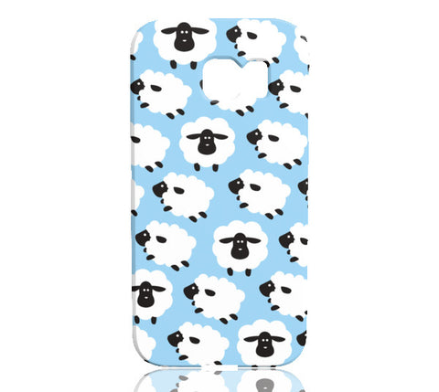 Counting Sheep Phone Case - Samsung Galaxy S6 Edge - Cinderbloq Cases & Accessories