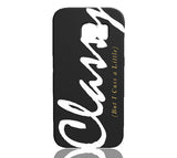Classy But I Cuss A Little Phone Case - Samsung Galaxy S6 Edge - CinderBloq Cases & Accessories