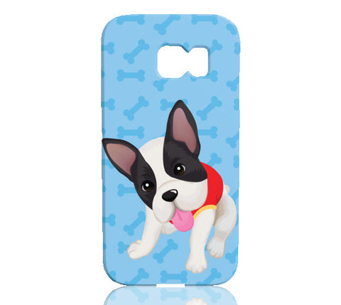 The Frenchie French Bulldog Phone Case - Samsung Galaxy S6 Edge - Cinderbloq Cases & Accessories
