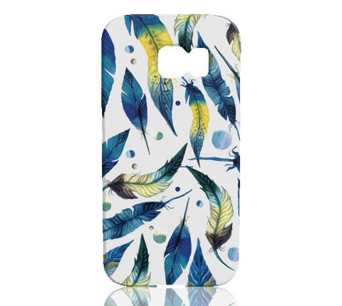 Majestic Feathers Phone Case - Samsung Galaxy S6 Edge - Cinderbloq Cases & Accessories