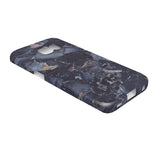 Quantum Blue Stone Marble Phone Case - Samsung Galaxy S6 Edge - Cinderbloq Cases & Accessories