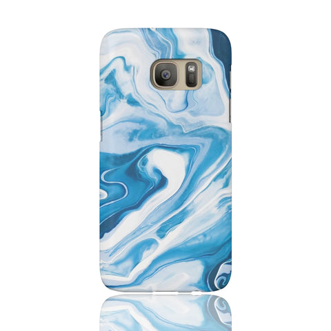 Under the Sea Marble Phone Case - Samsung Galaxy S7 - CinderBloq Cases & Accessories