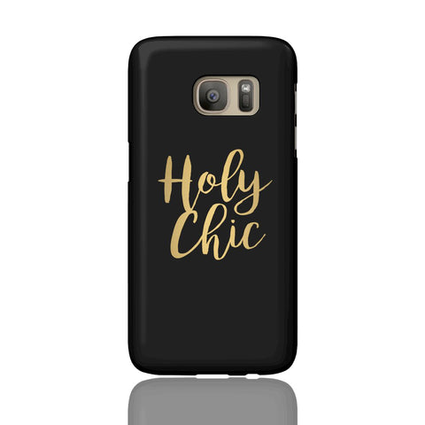 Holy Chic (Gold) Phone Case - Samsung Galaxy S7 - CinderBloq Cases & Accessories