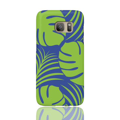 Tropical Leaves Phone Case - Samsung Galaxy S7 - CinderBloq Cases & Accessories