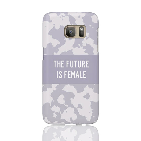 The Future is Female Phone Case - Samsung Galaxy S7 - CinderBloq Cases & Accessories