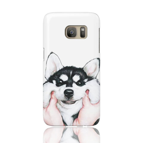 I love My Husky Phone Case - Samsung Galaxy S7 - CinderBloq Cases & Accessories