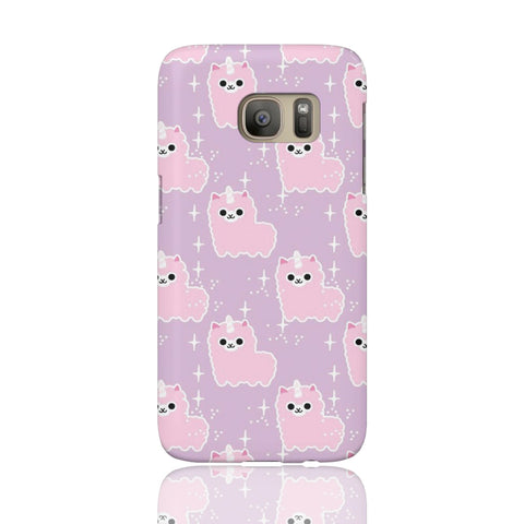 Majestic Llamacorn Phone Case - Samsung Galaxy S7 - CinderBloq Cases & Accessories