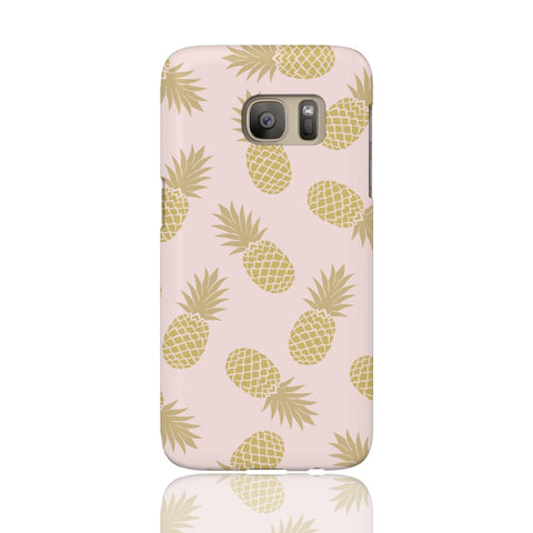 Golden Pineapple Phone Case - Samsung Galaxy S7