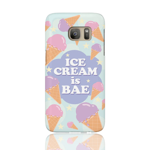 Ice Cream is BAE Phone Case - Samsung Galaxy S7 - CinderBloq Cases & Accessories