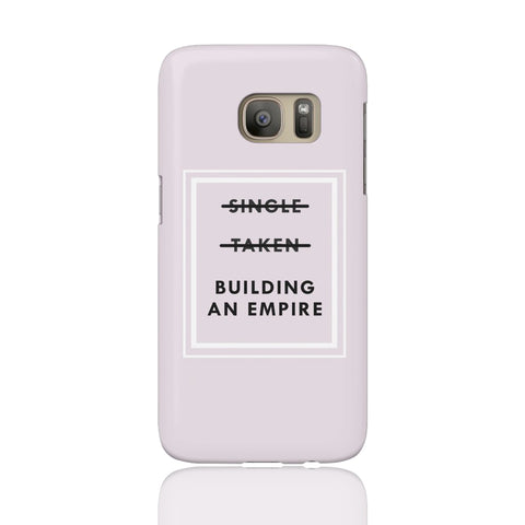 Building an Empire Phone Case - Samsung Galaxy S7 - CinderBloq Cases & Accessories
